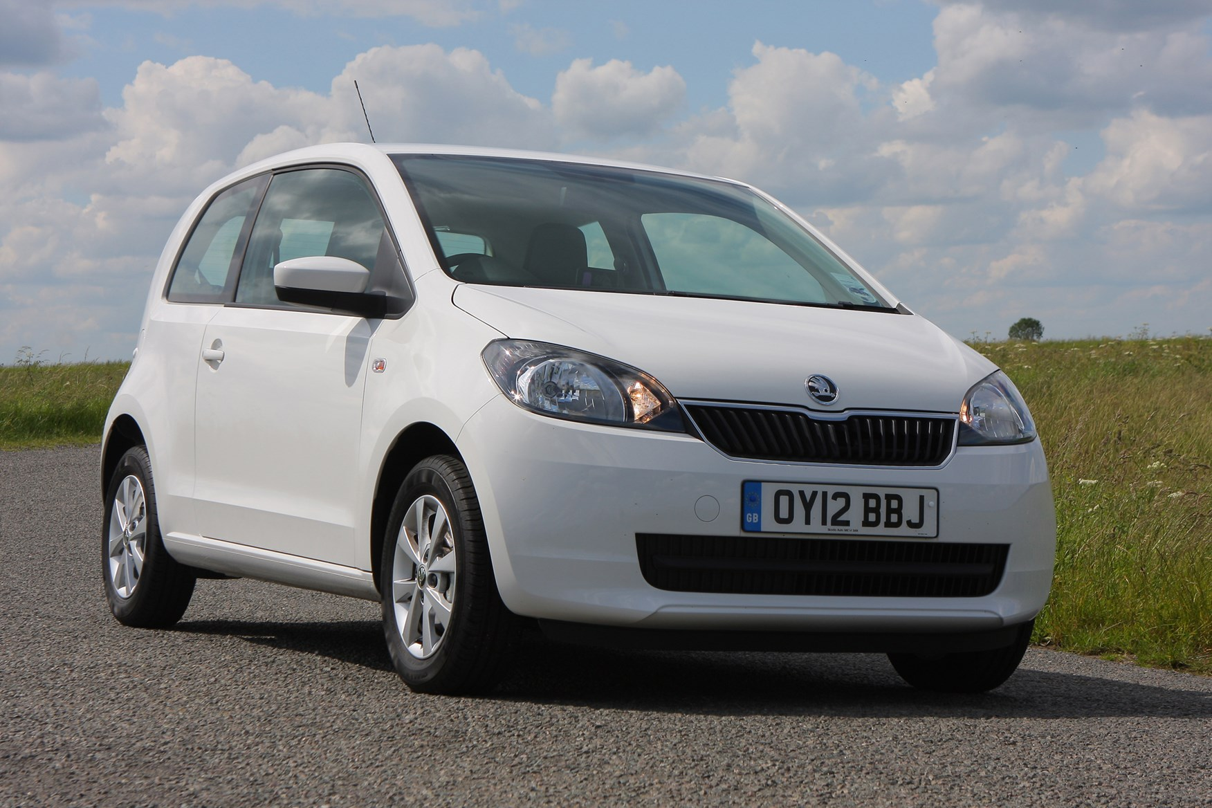 skoda citigo hatchback review parkers. Black Bedroom Furniture Sets. Home Design Ideas