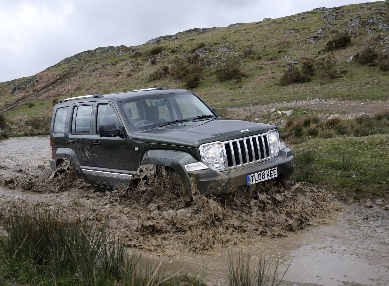 2009 jeep cherokee sport
