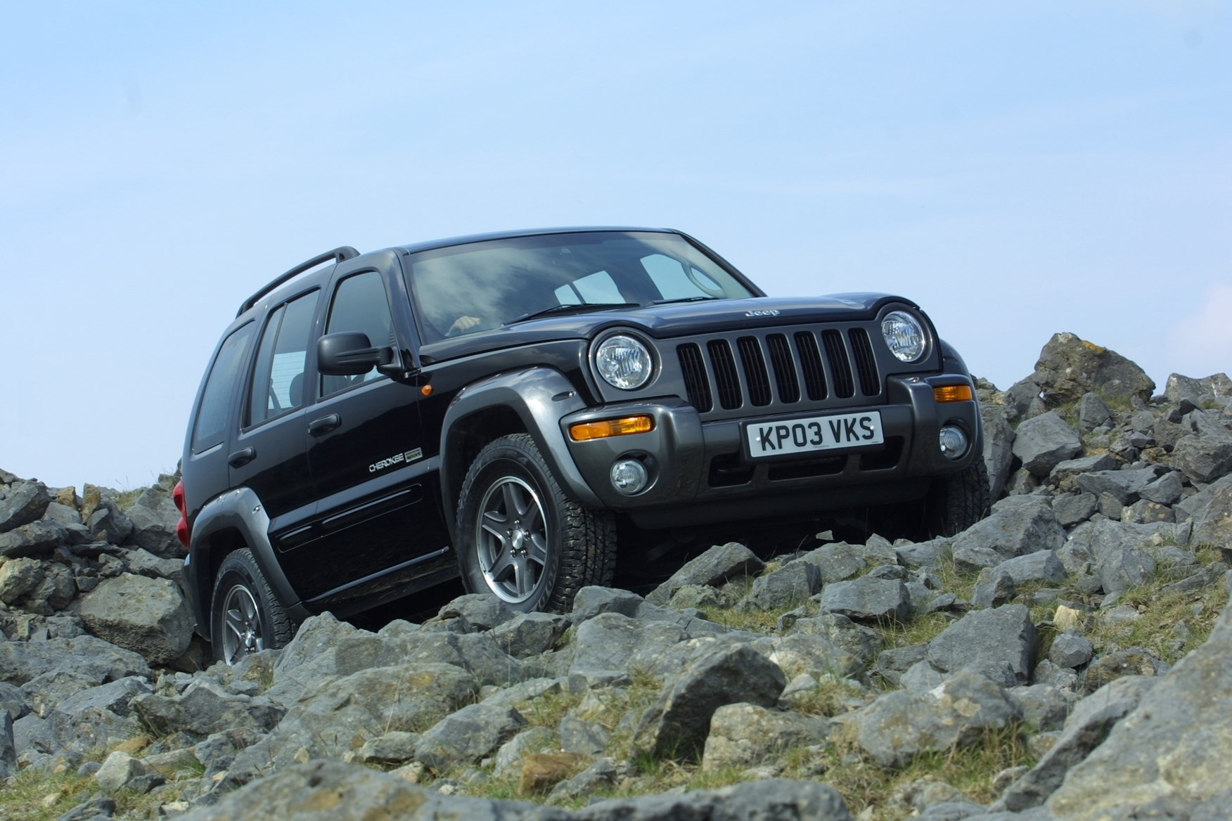 Jeep Cherokee Station Wagon Review 2001 2007