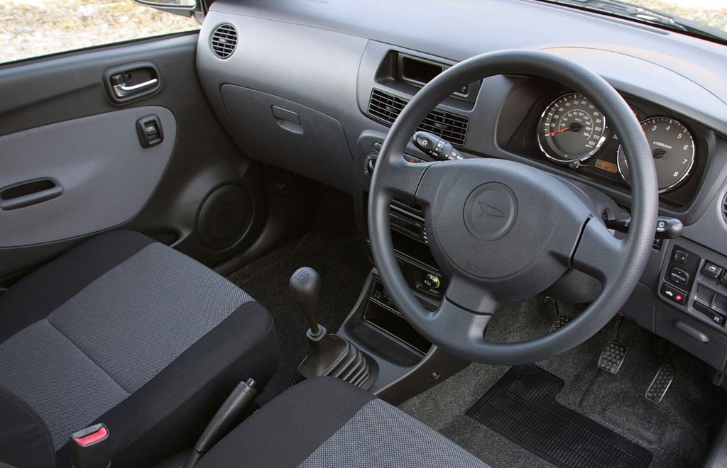 Used Daihatsu Charade Hatchback (2003 - 2007) Review | Parkers