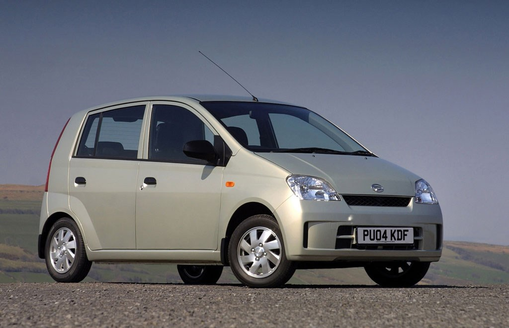 Daihatsu Charade Hatchback Review 2003 2007 Parkers