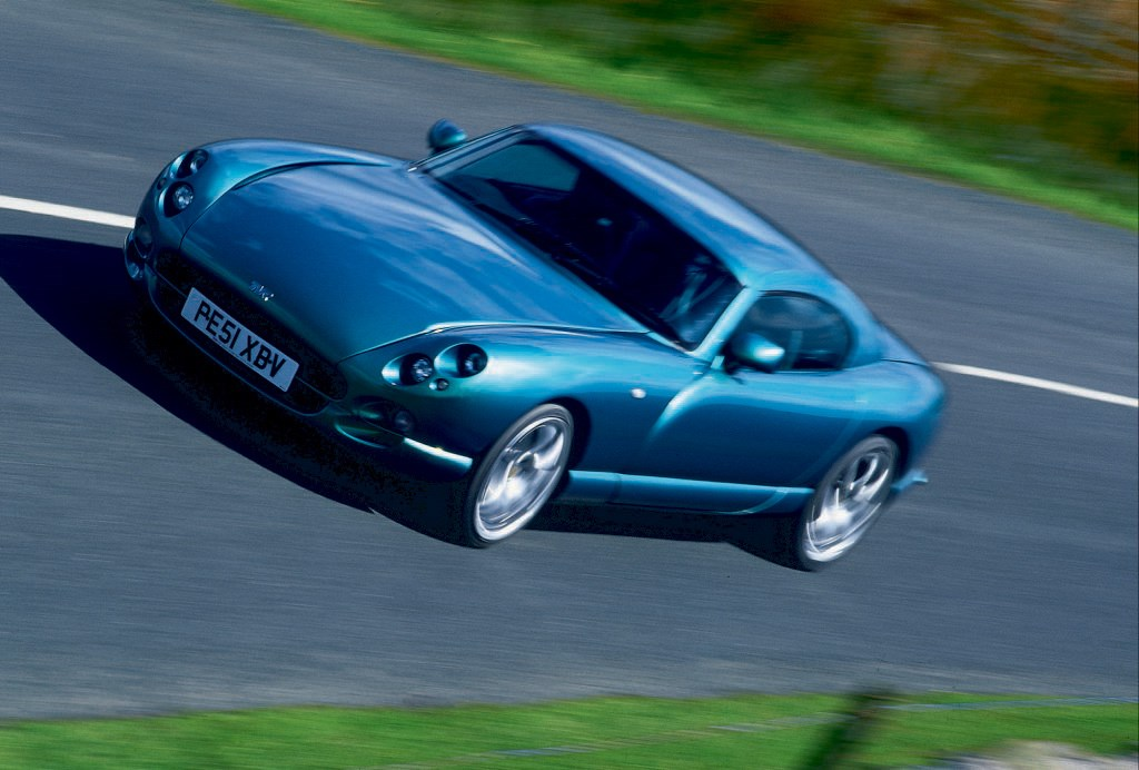 Tvr Cerbera Coupe Review 1993 2007 Parkers