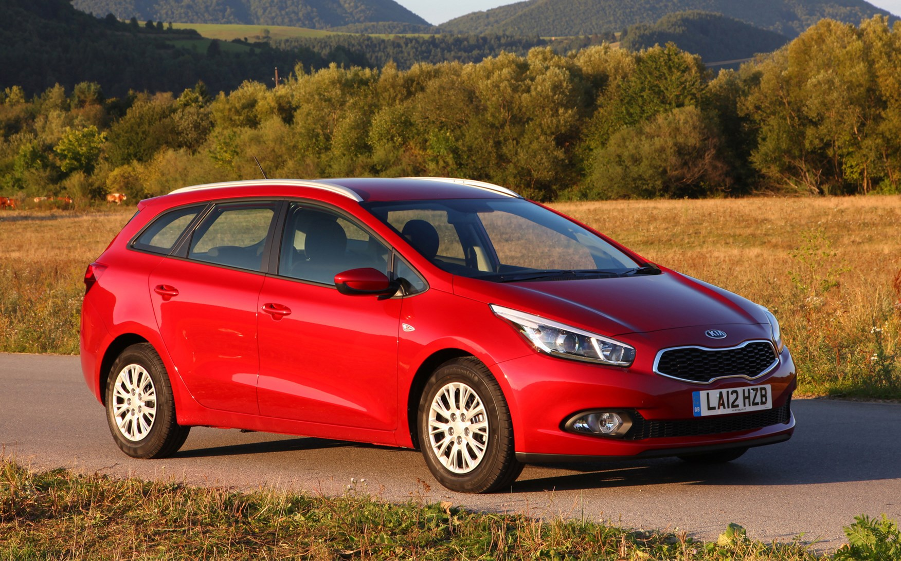 Used Kia Ceed Sportswagon 2012 2018 Review Parkers