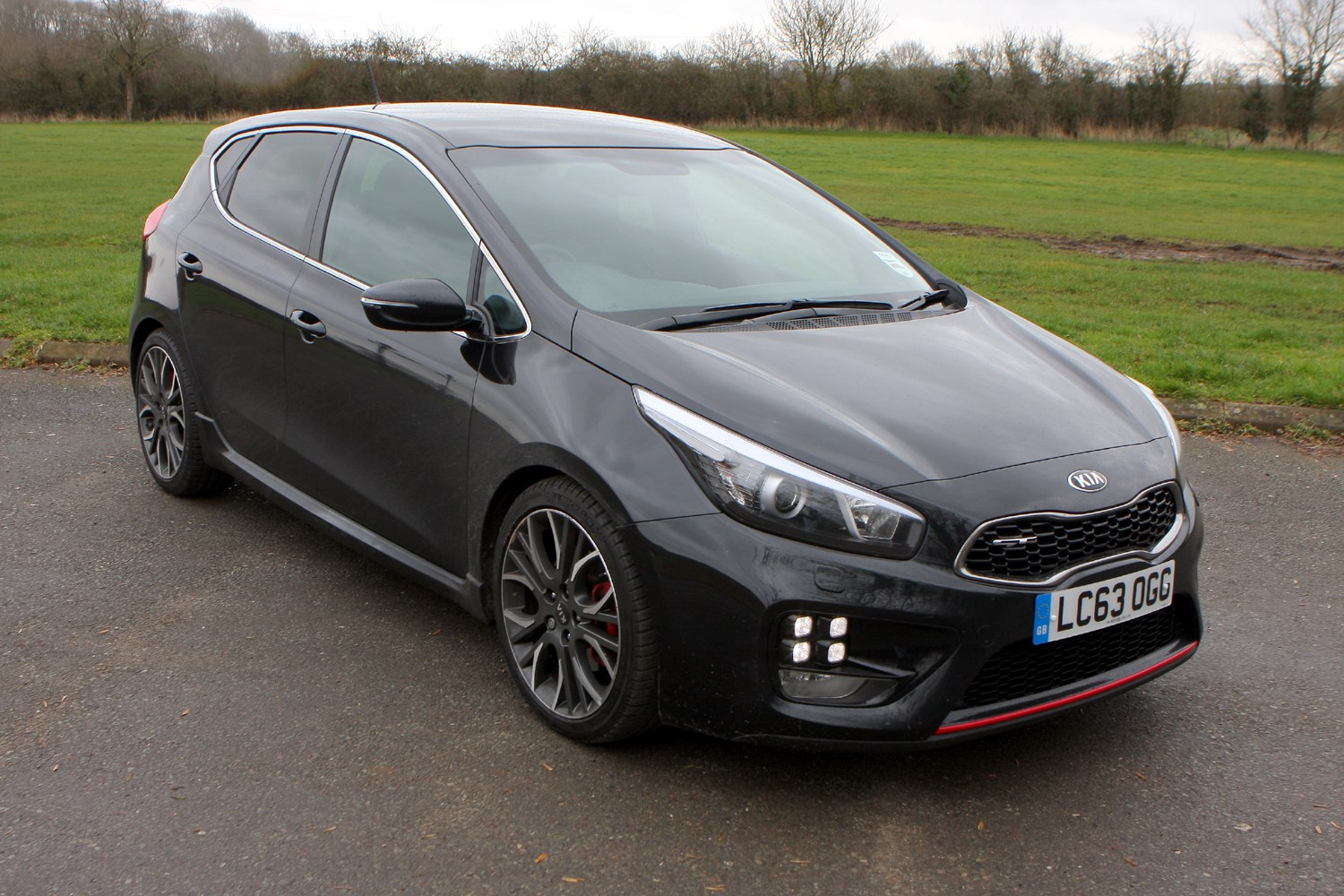 Kia Ceed Gt Review 2013 Parkers