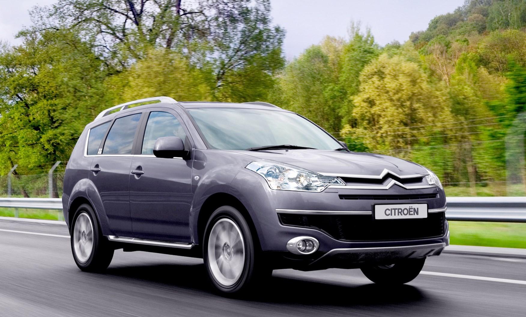 Citroën C-Crosser Estate Review (2007 - 2012)