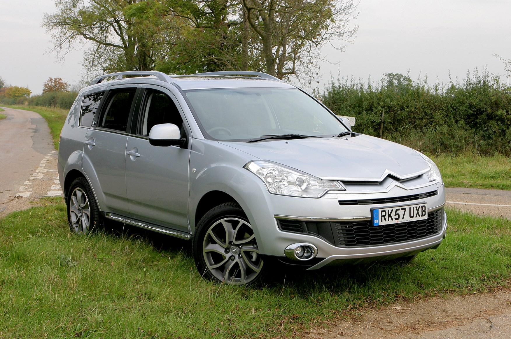 Citroen C4 Cactus >> Citroën C-Crosser Estate Review (2007 - 2012)   Parkers