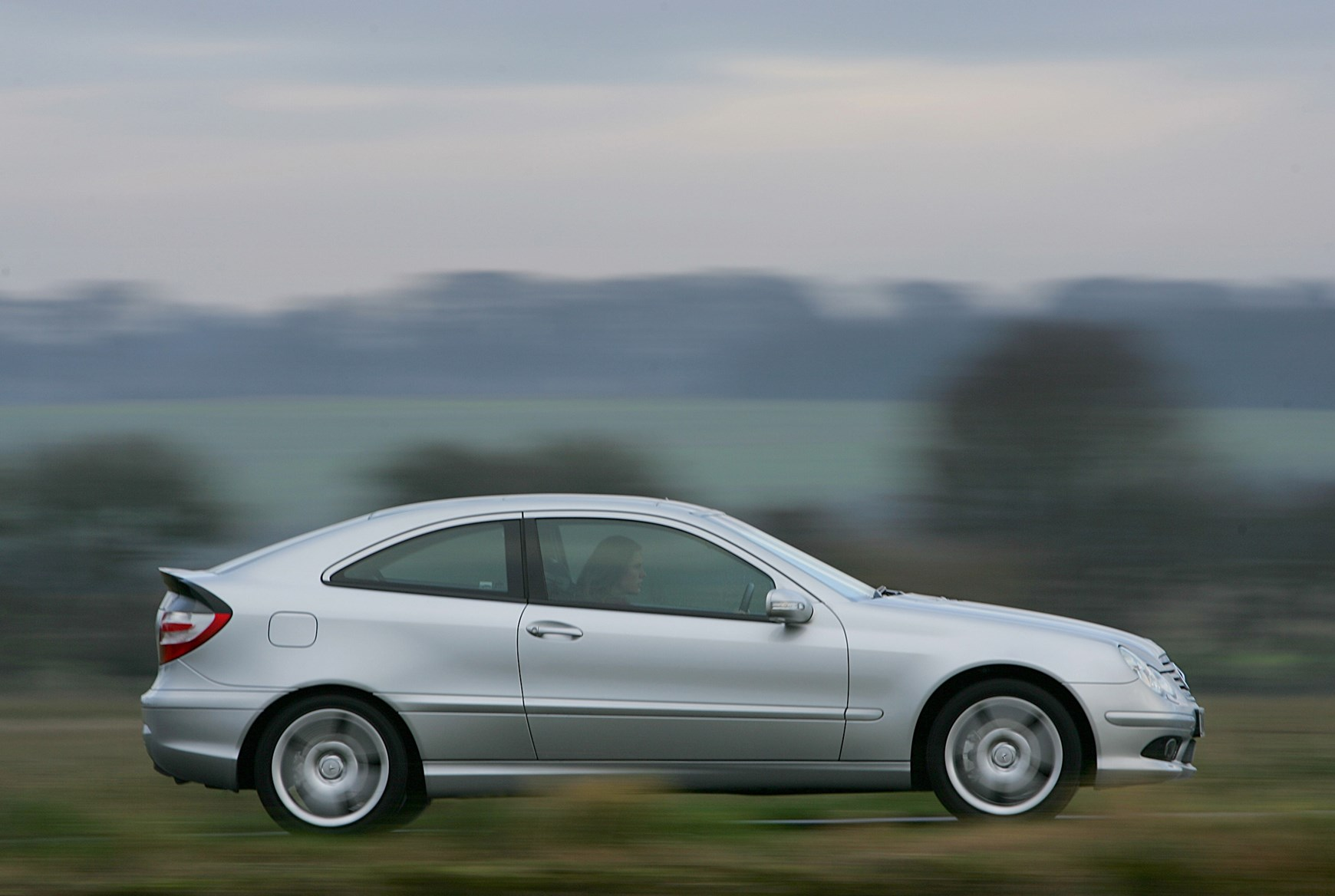 Mercedes Benz C Class Sports Coupe Review 2001 2008 Parkers