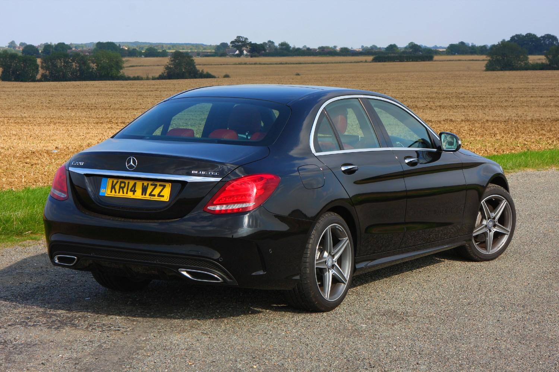 Mercedes benz c class saloon review parkers for How much is a mercedes benz c class