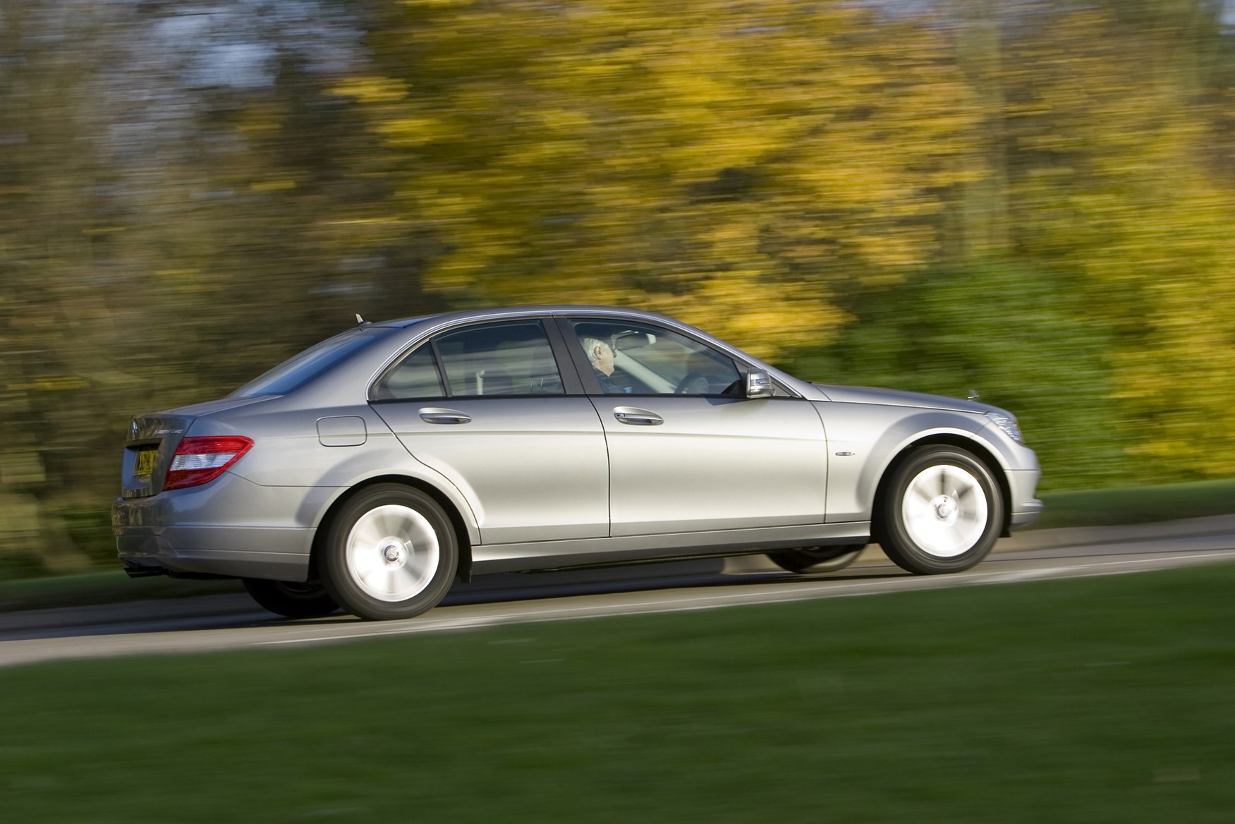 Used Mercedes-Benz C-Class Saloon (2007 - 2014) Practicality