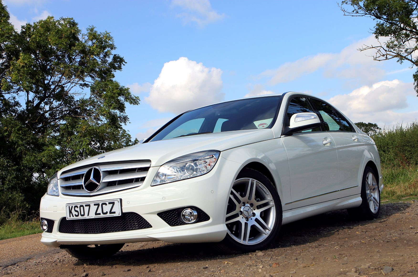 How much is it to insure mercedes benz c class saloon 2007 2014 review video