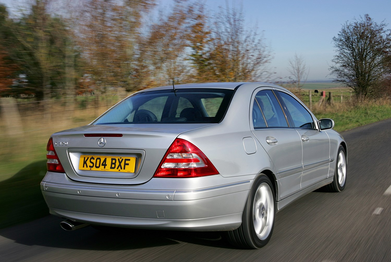 Used Mercedes For Sale >> Mercedes-Benz C-Class Saloon Review (2000 - 2007) | Parkers