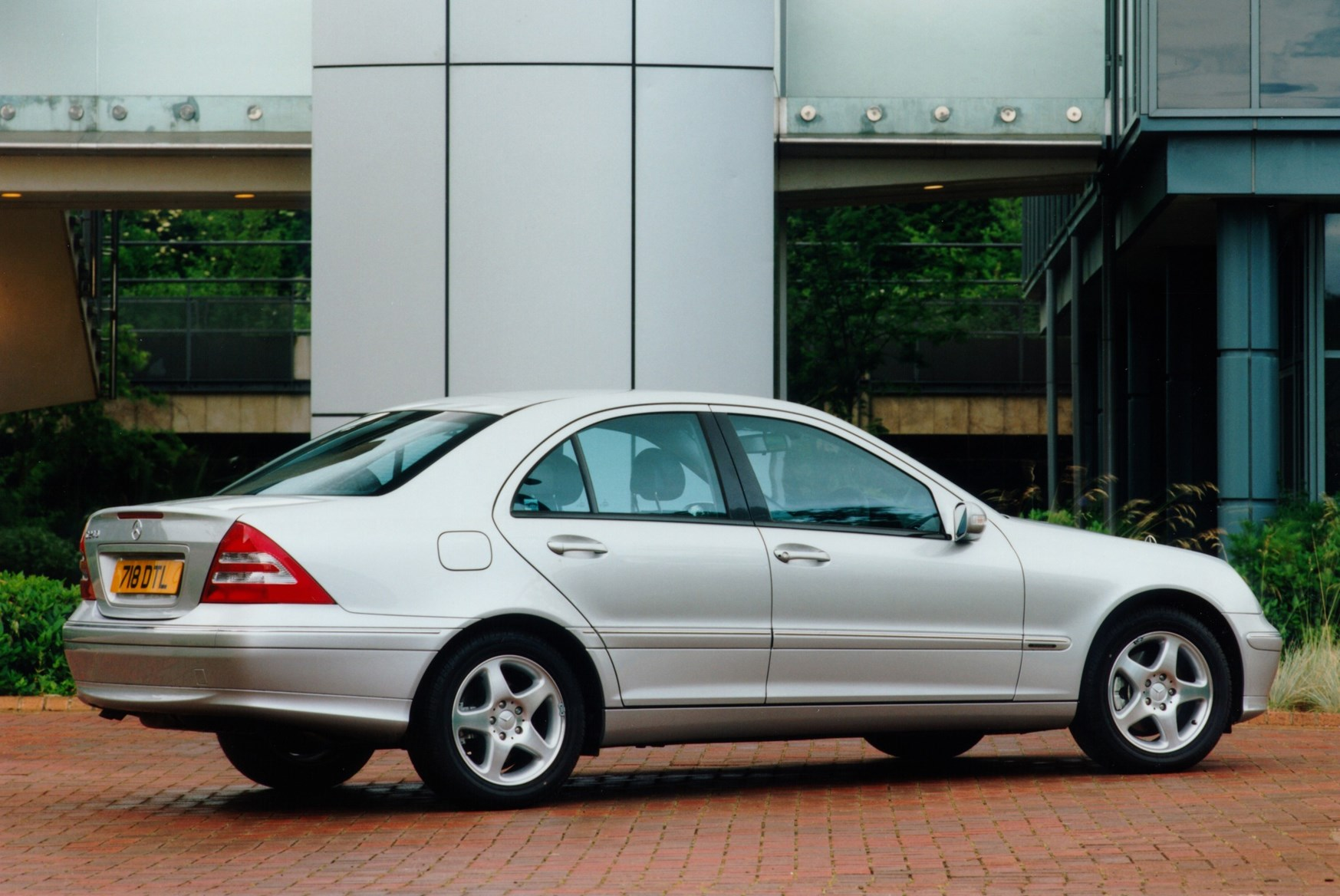Used Mercedes-Benz C-Class Saloon (2000 - 2007) Engines
