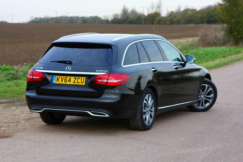 Mercedes benz c class estate 2014 features equipment for How much is a mercedes benz c class