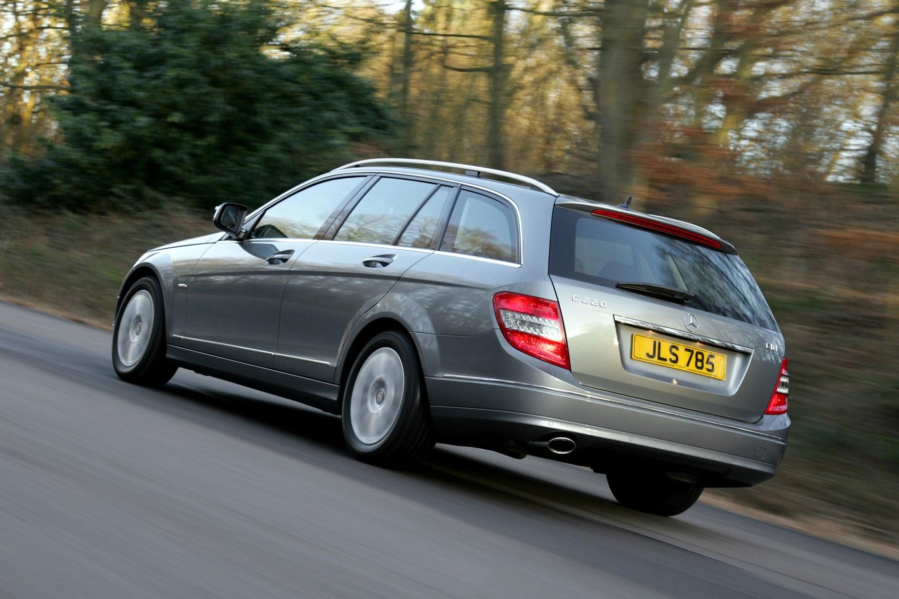 Mercedes benz c class estate 2008 2014 running costs for How much is a mercedes benz c class
