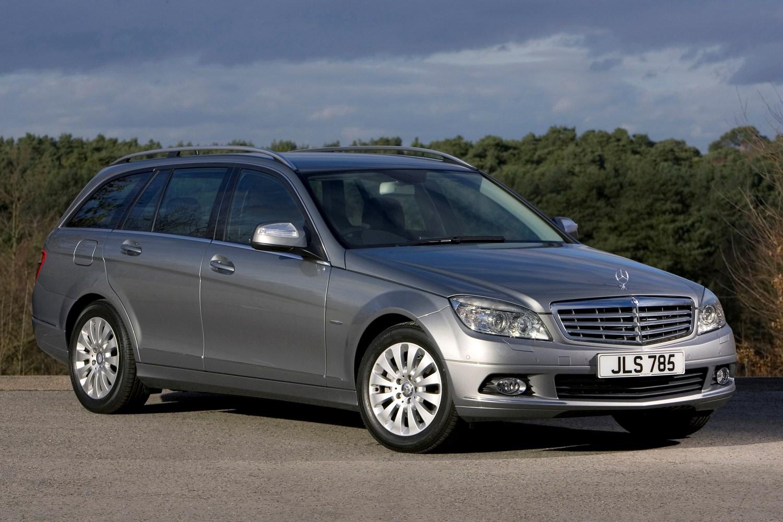 Mercedes benz c class estate review 2008 2014 parkers for How much is a mercedes benz c class