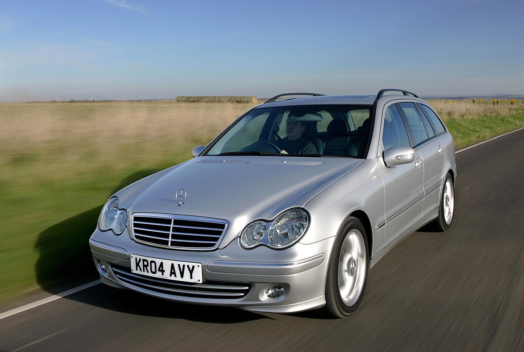 Used Mercedes-Benz C-Class Estate (2000 - 2007) Engines
