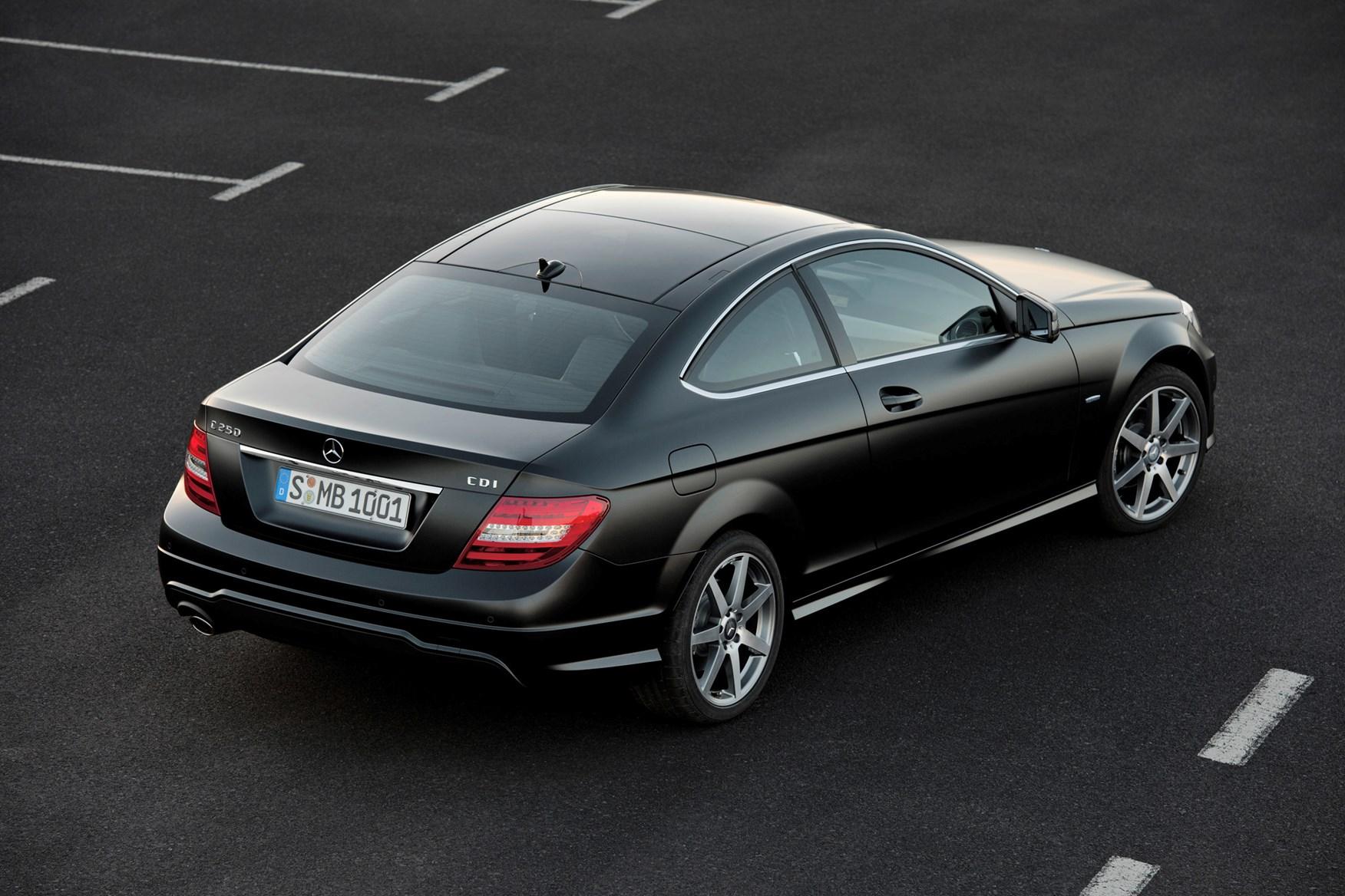 2013 mercedes benz c180 coupe specs
