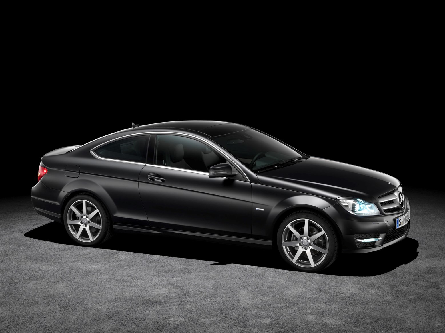 Mercedes Amg 2017 Fiyat >> Mercedes C Class Coupe 2014 Black | www.pixshark.com - Images Galleries With A Bite!