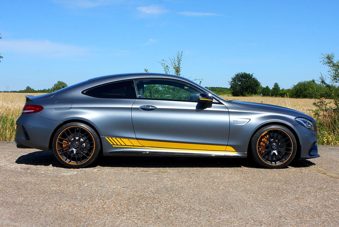 Mercedes benz c class amg 2015 running costs parkers for How much is a mercedes benz c class