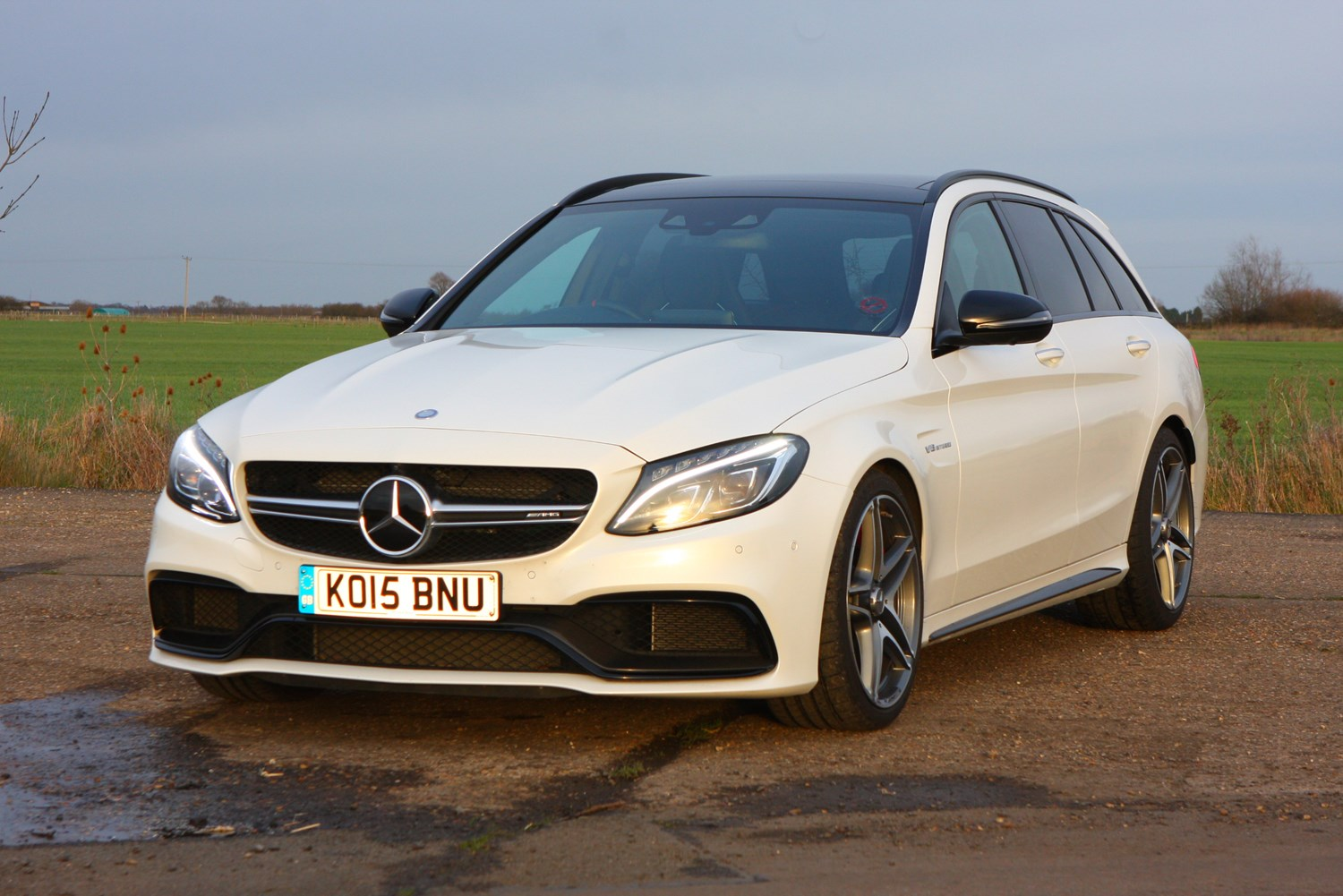 Mercedes Benz C Class Amg Review 2015 Parkers