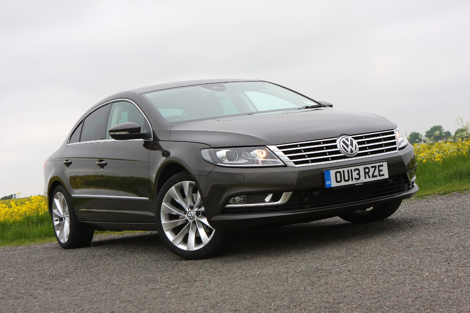 volkswagen cc saloon review 2012 2016 parkers. Black Bedroom Furniture Sets. Home Design Ideas