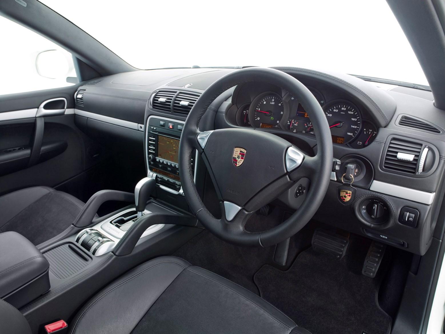 Used Porsche Cayenne Estate (2003 - 2009) MPG | Parkers