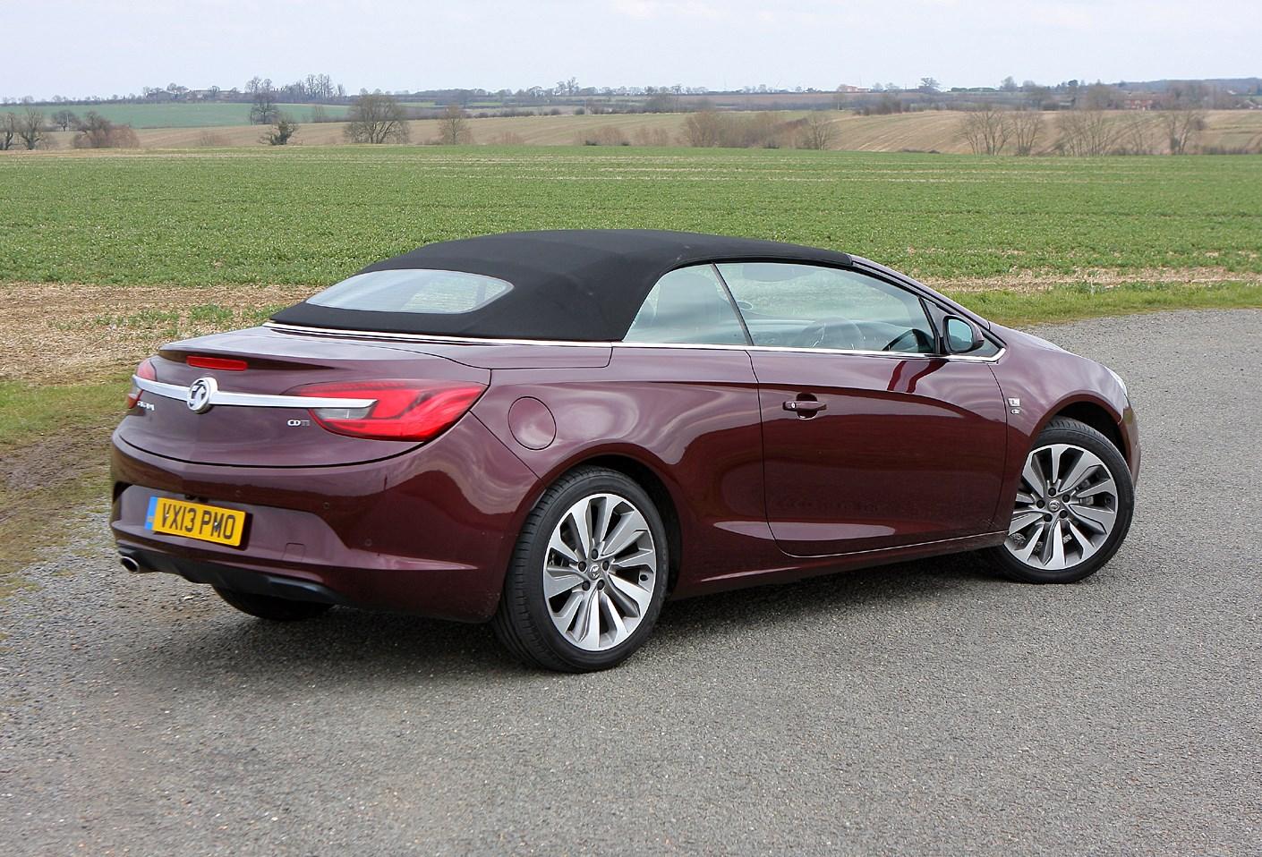 Vauxhall Cascada Conve...
