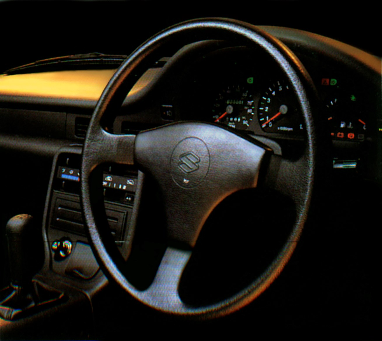 Suzuki Cappuccino Convertible Review (1993 - 1996)