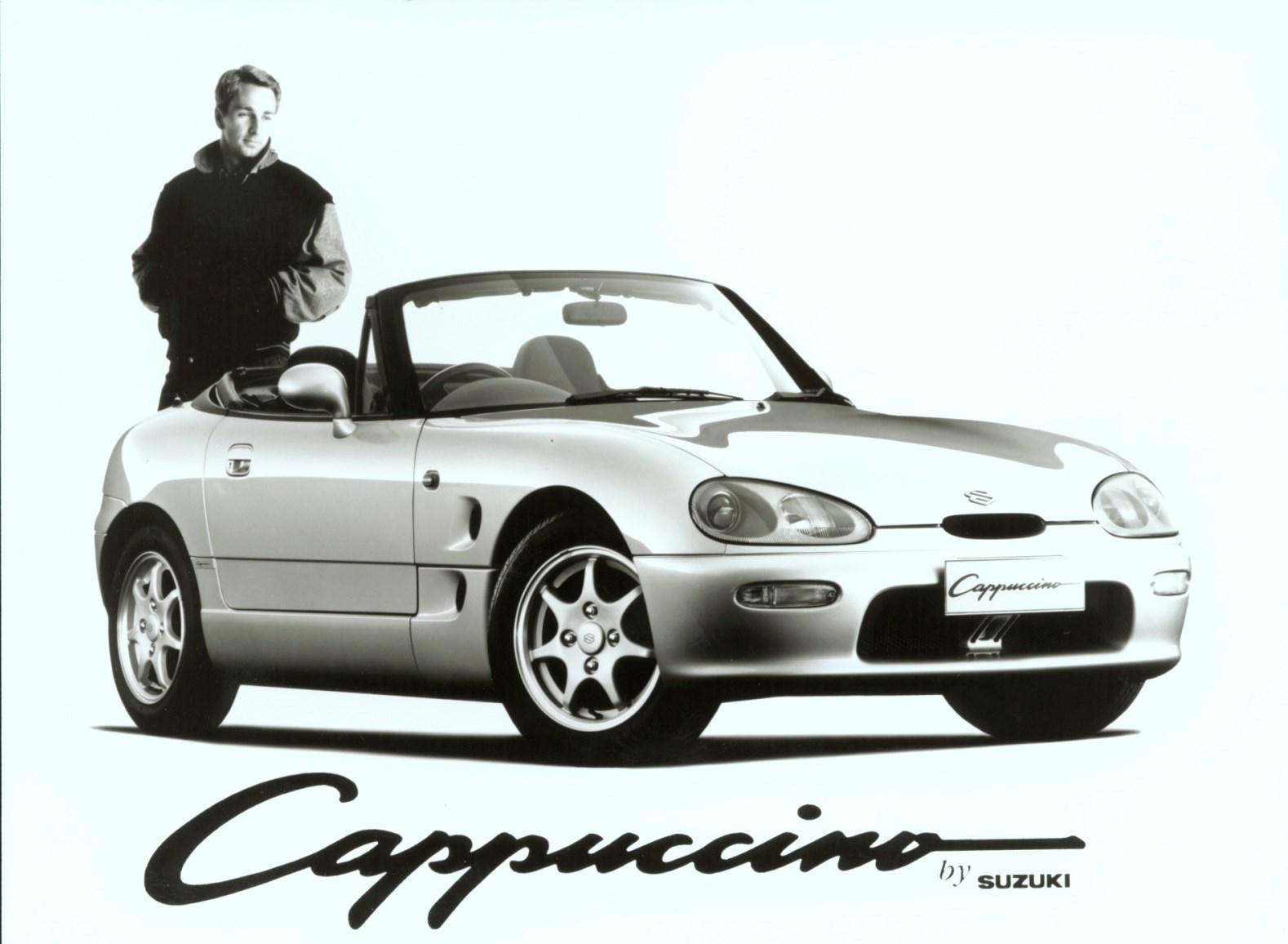 suzuki cappuccino convertible review 1993 1996 parkers
