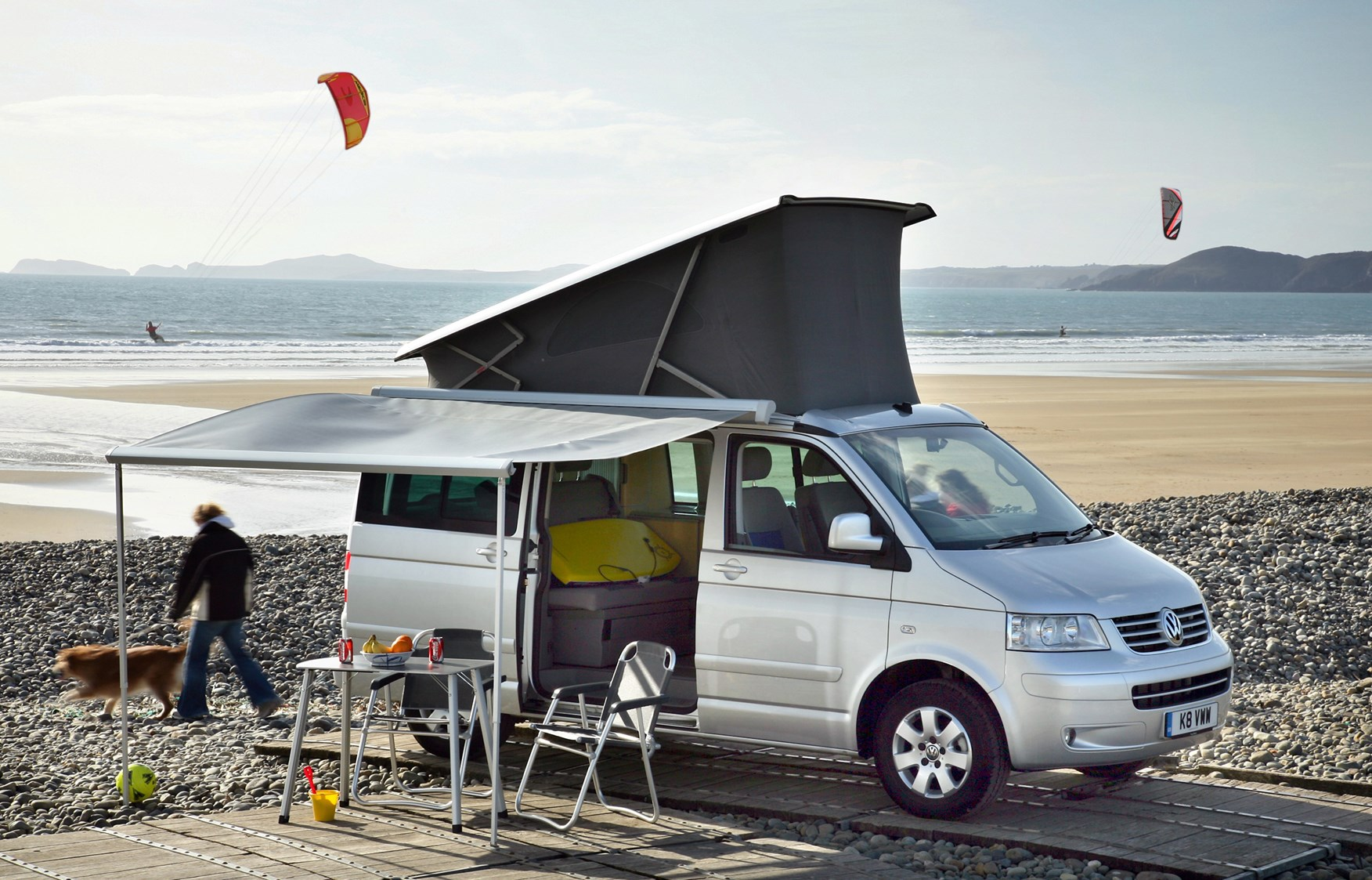 volkswagen california estate review   parkers