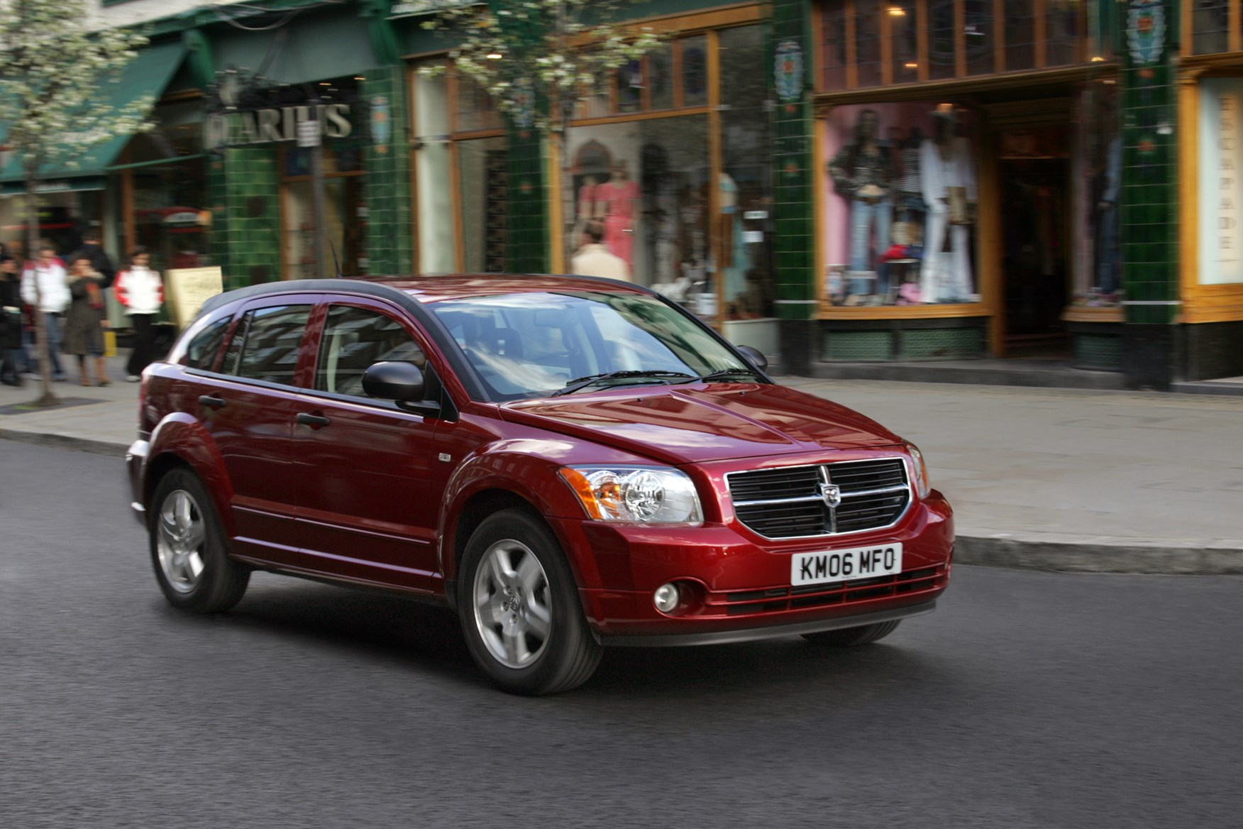 dodge caliber hatchback 2006 2009 running costs parkers. Black Bedroom Furniture Sets. Home Design Ideas