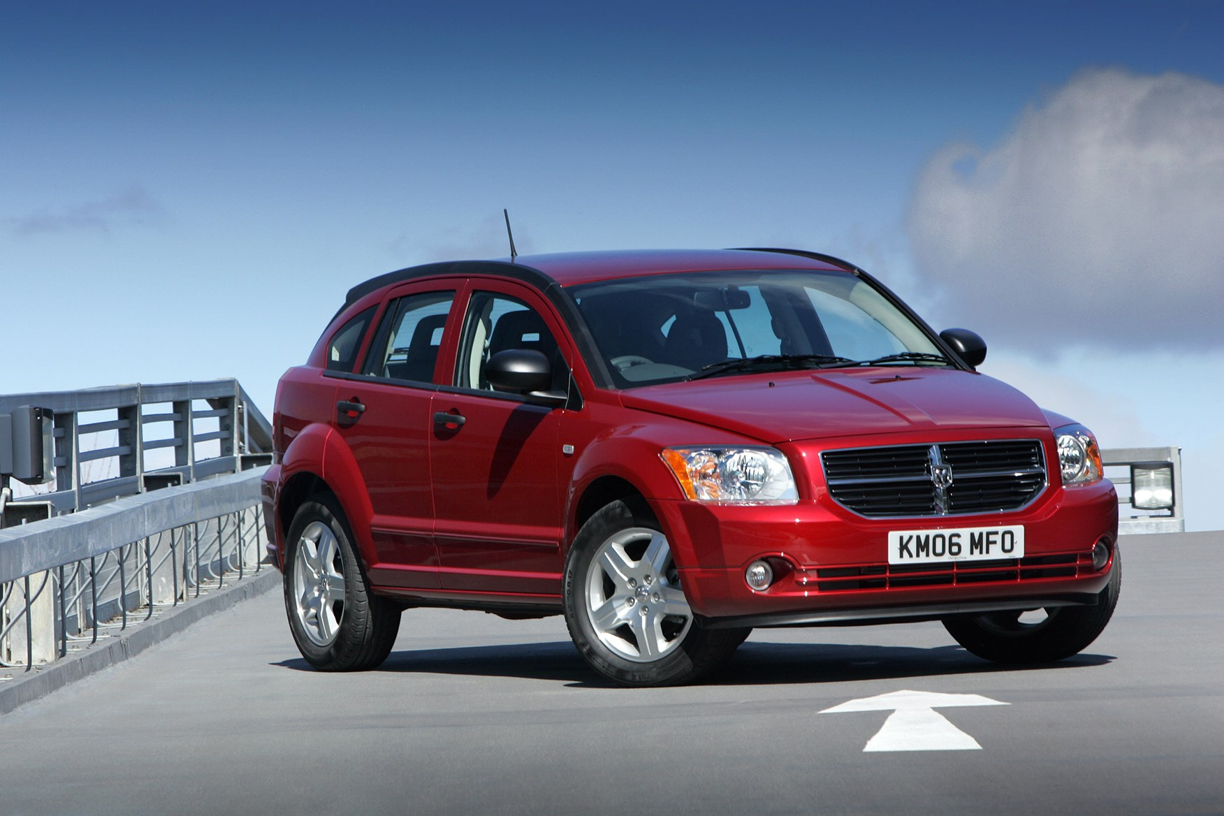 Caliber Car: Dodge Caliber Hatchback Review (2006 - 2009)