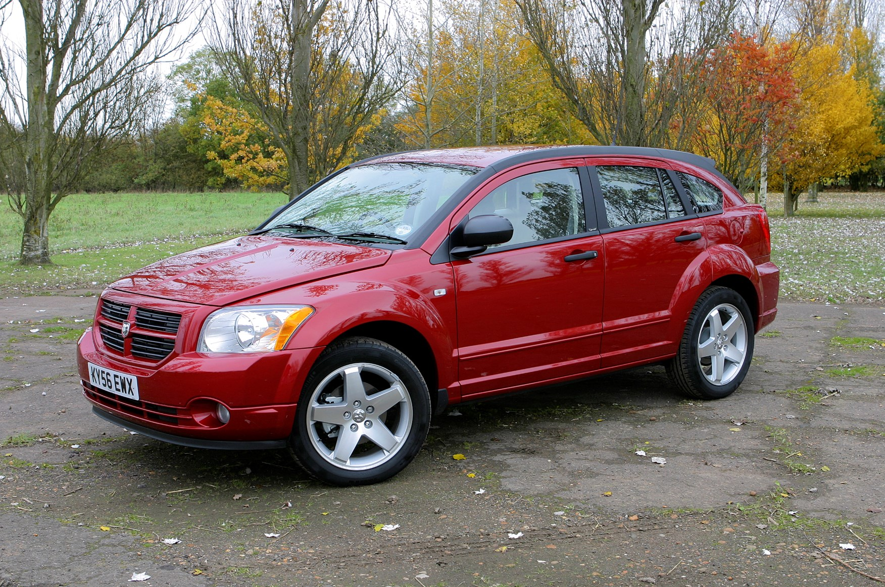 Dodge Caliber Hatchback Review (2006 - 2009) | Parkers