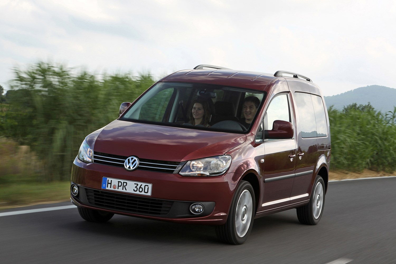 Volkswagen Caddy Maxi Life Estate Review 2010 2015 Parkers 2012 Kia Soul Wiring Diagram