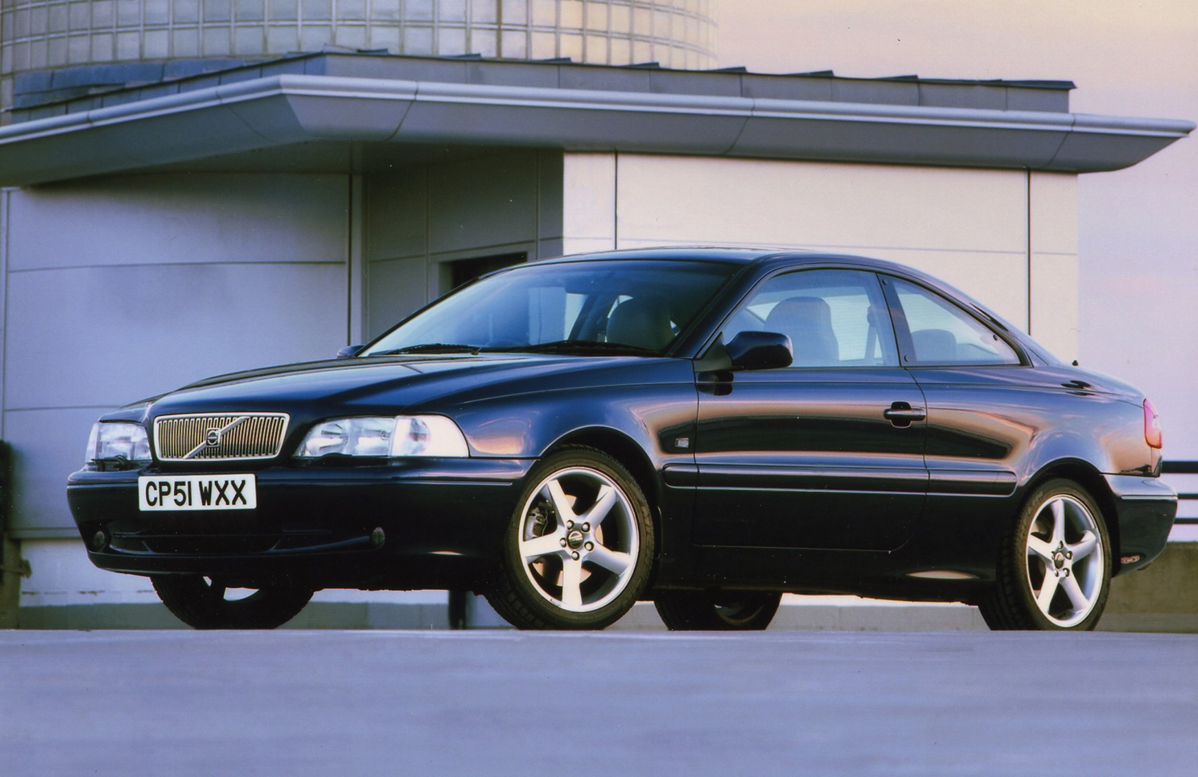 Volvo C70 Coup U00e9 Review  1997