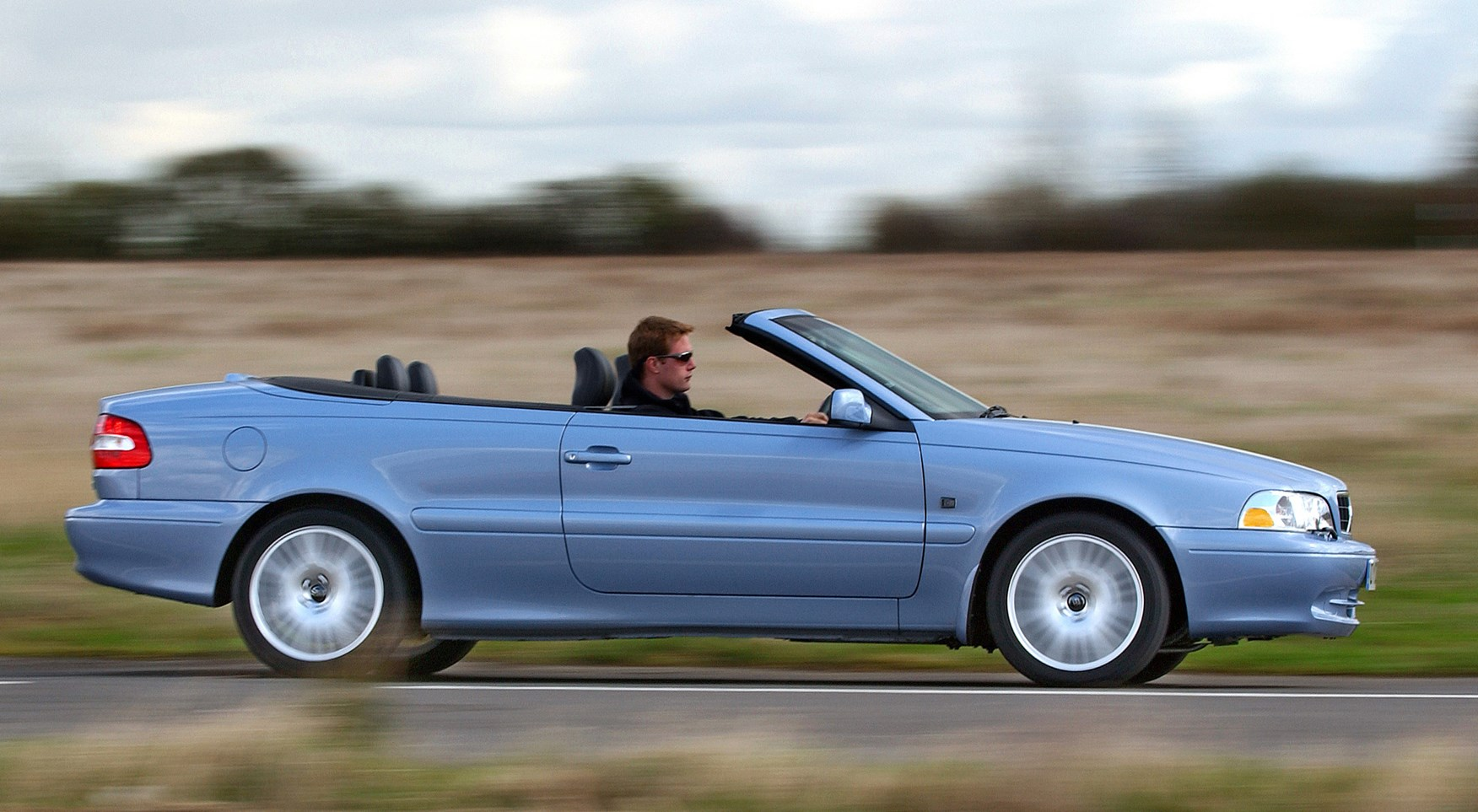 Volvo C70 Convertible Review 1999 2005 Parkers