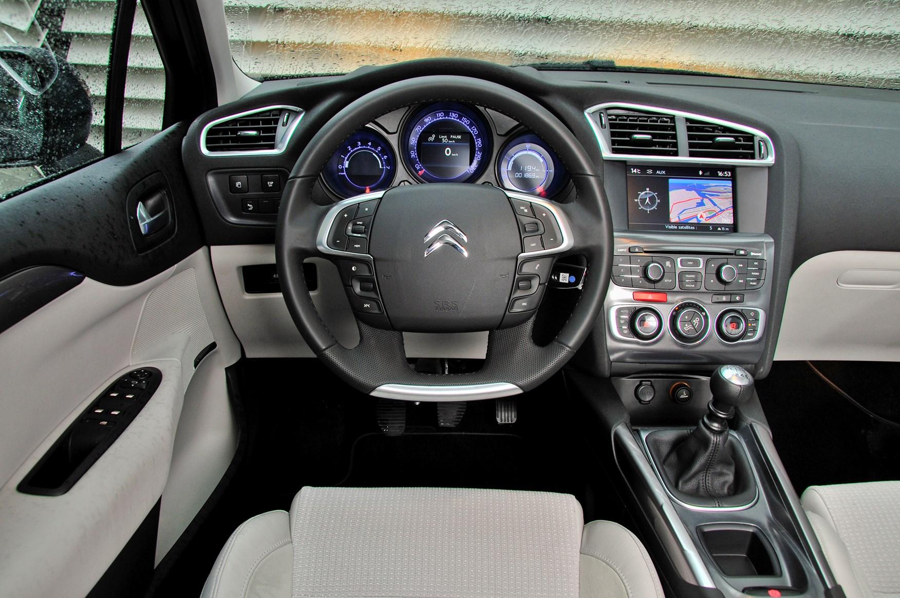 Citro 235 N C4 Hatchback 2011 2018 Rivals Parkers
