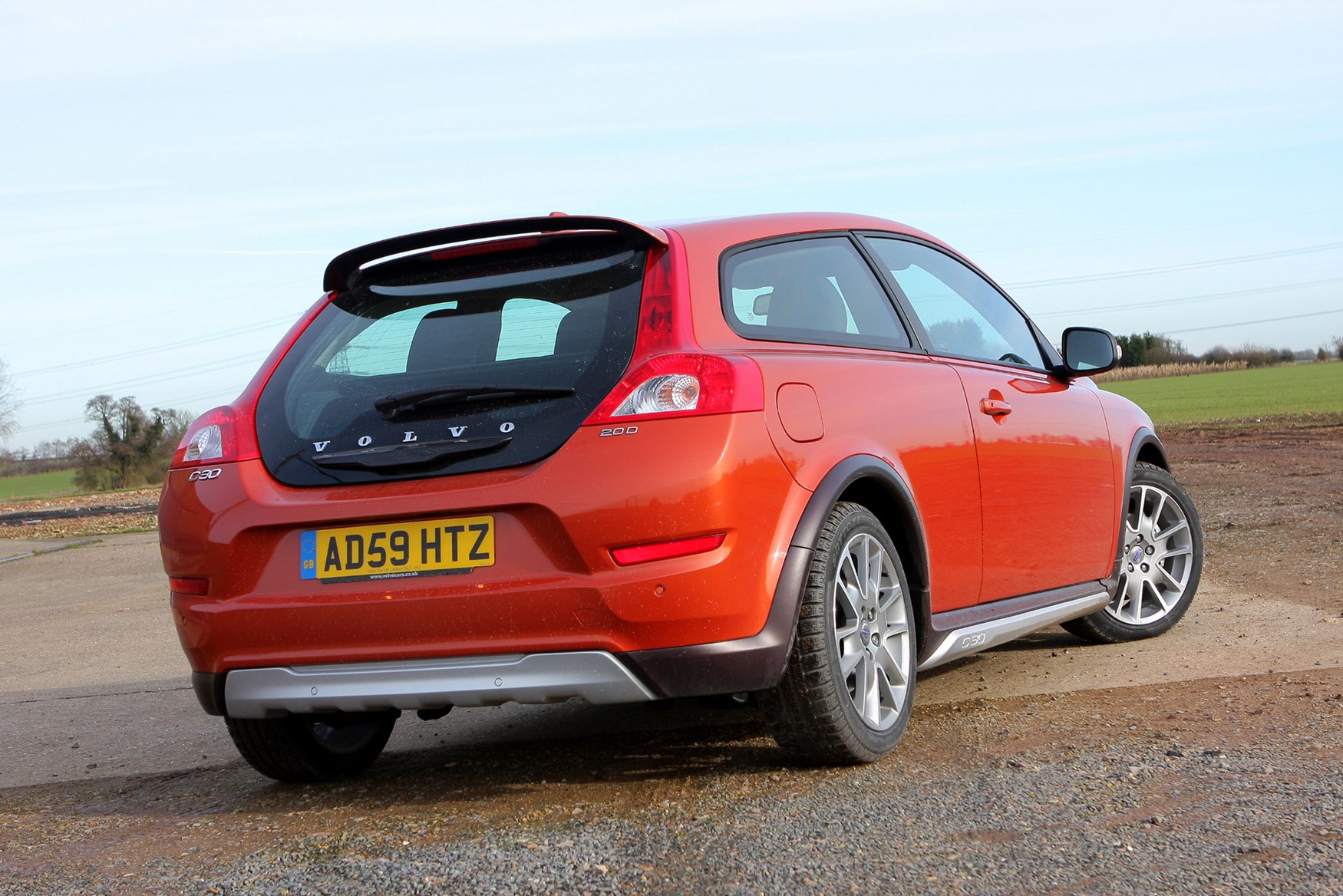 Used Volvo C30 Coupe 2007 2012 Review Parkers