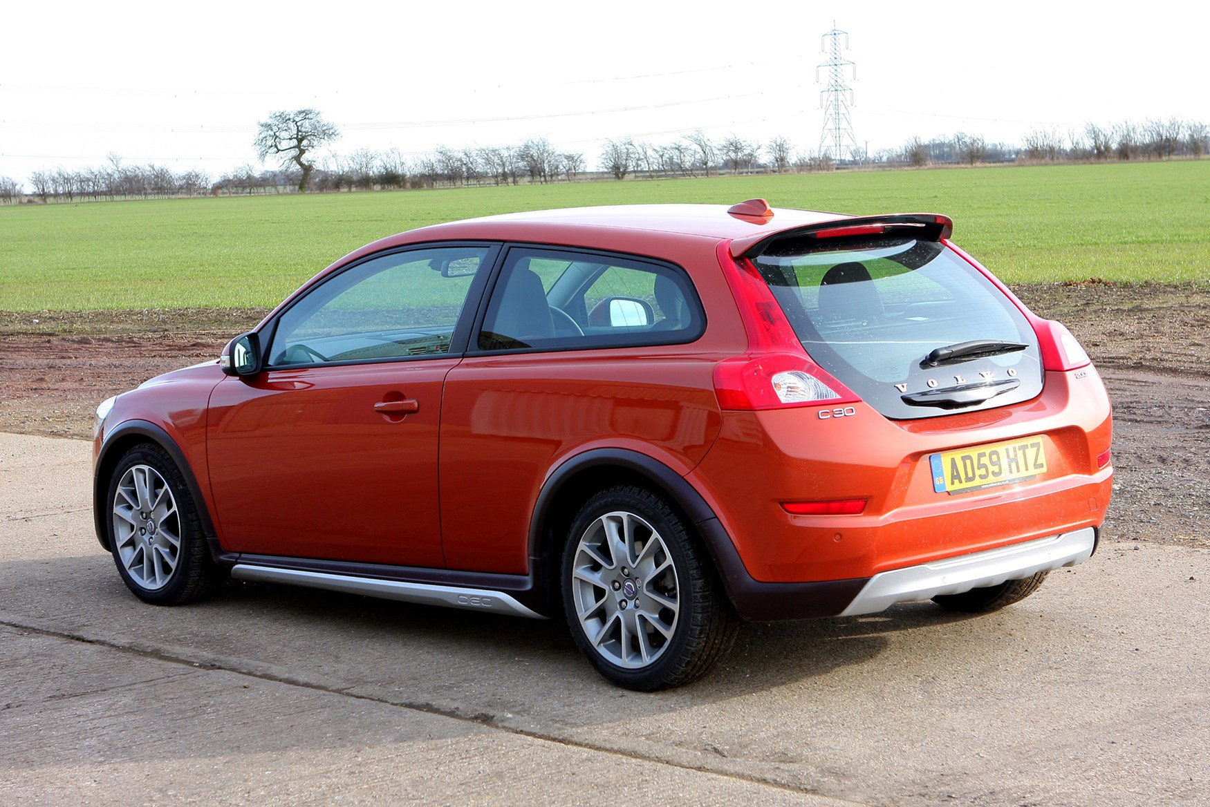 Volvo C30 Coupe 2007 2012 Buying And Selling Parkers