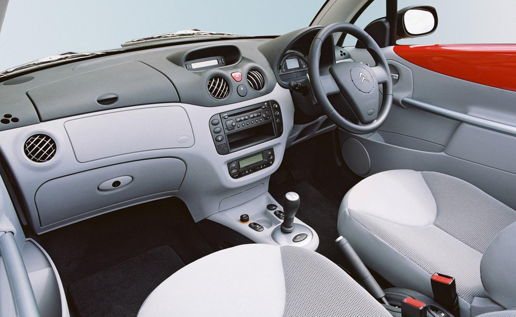 Citron c3 pluriel convertible 2003 2010 running costs parkers vanachro Images