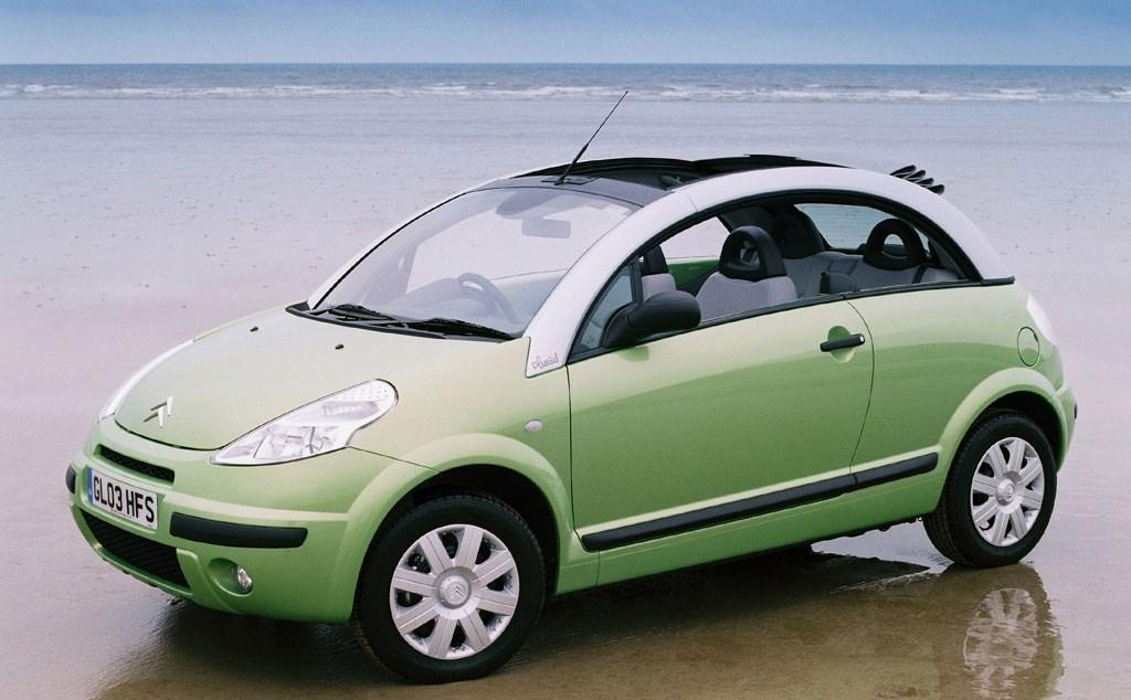 Citroen C4 Cactus Green >> Citroën C3 Pluriel Convertible Review (2003 - 2010) | Parkers