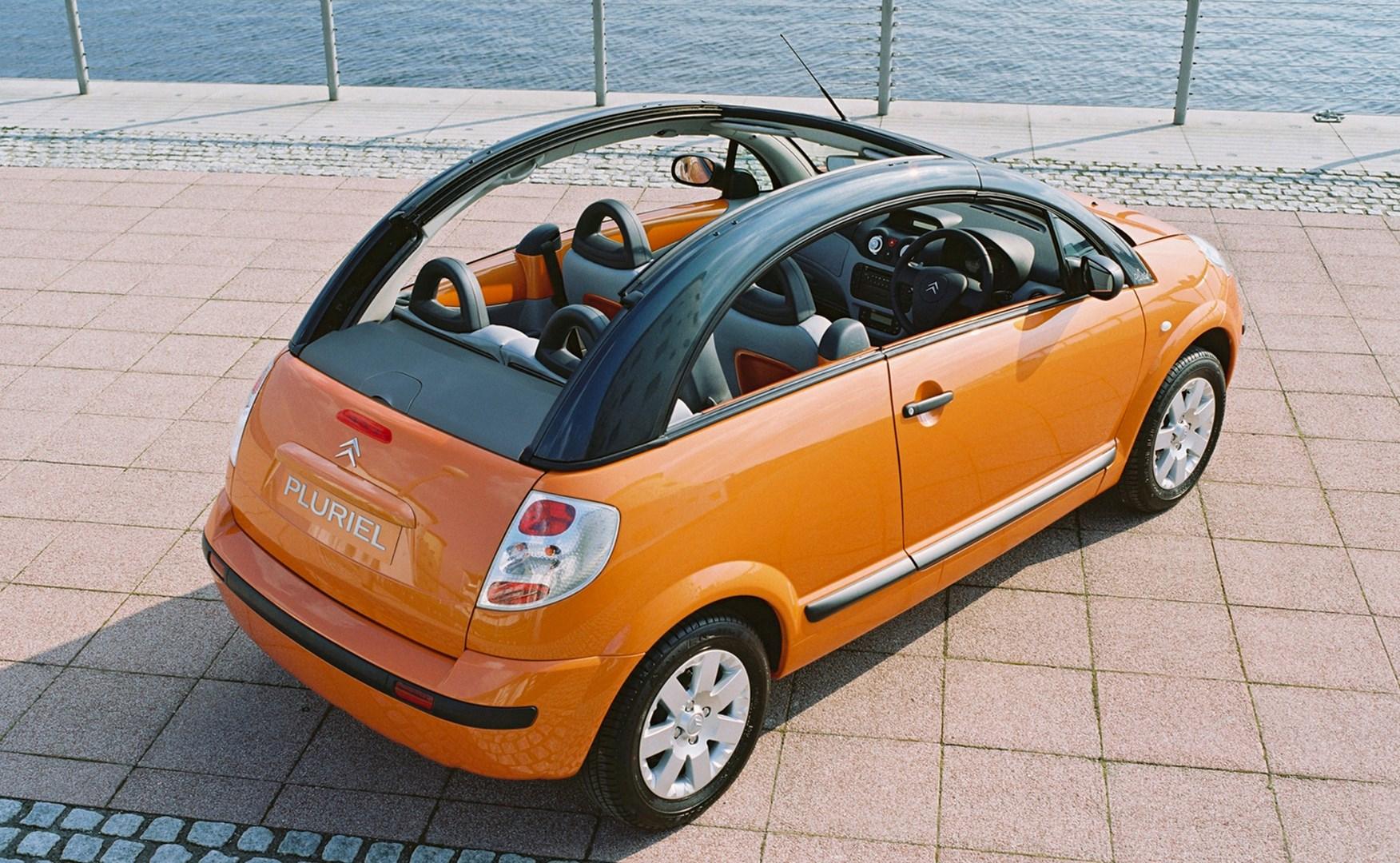 citro n c3 pluriel convertible review 2003 2010 parkers. Black Bedroom Furniture Sets. Home Design Ideas
