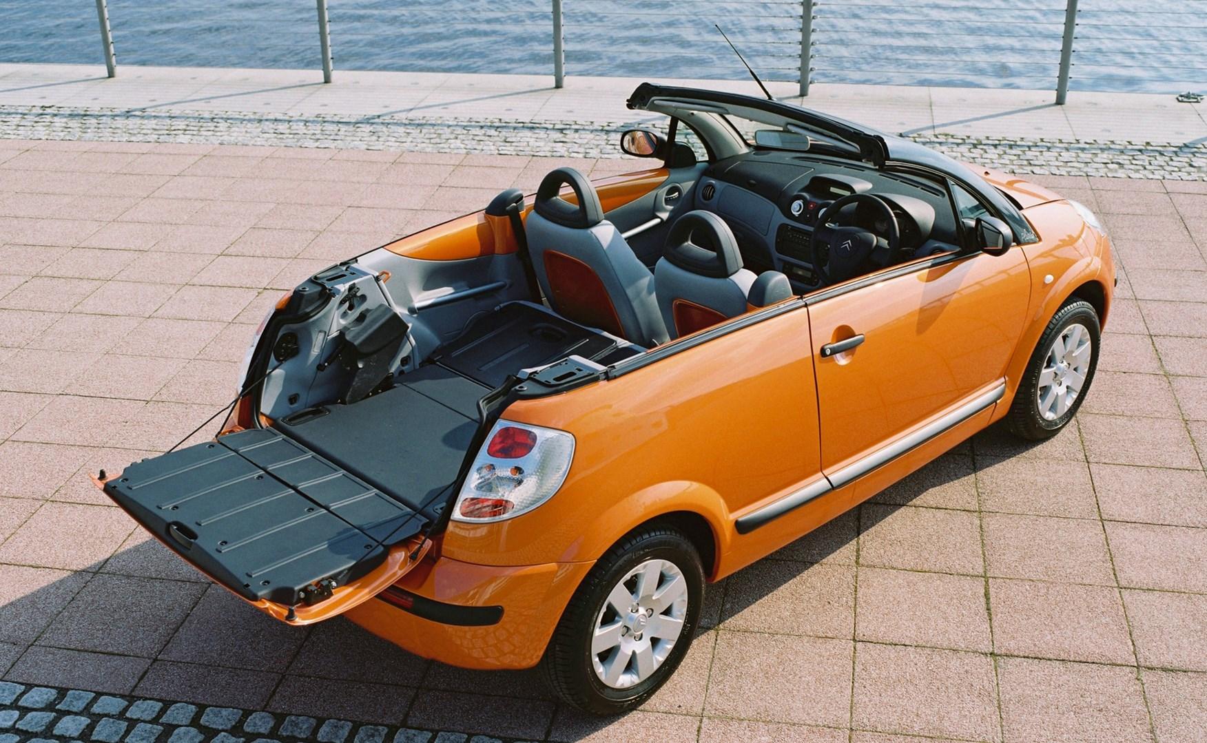 Citroen C3 Pluriel (2006) - pictures, information &amp- specs