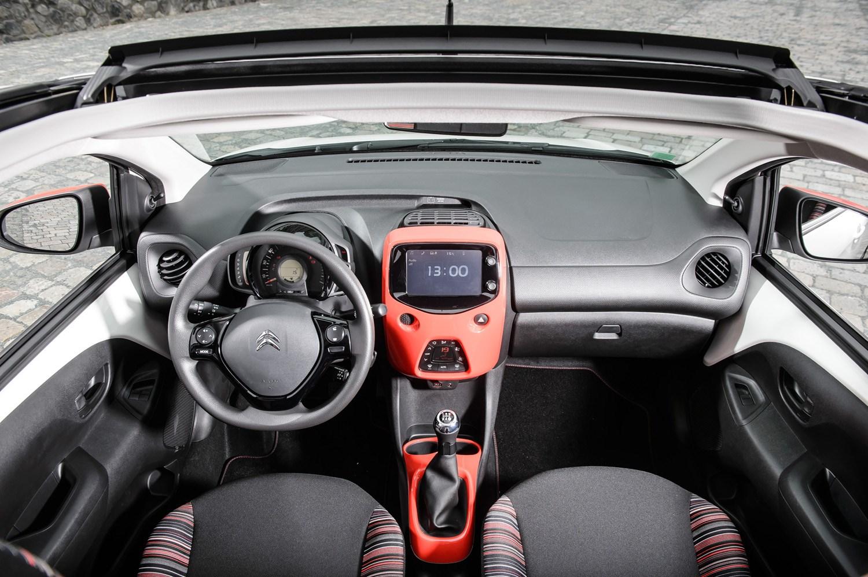 Citro 235 N C1 Hatchback Review 2014 Parkers