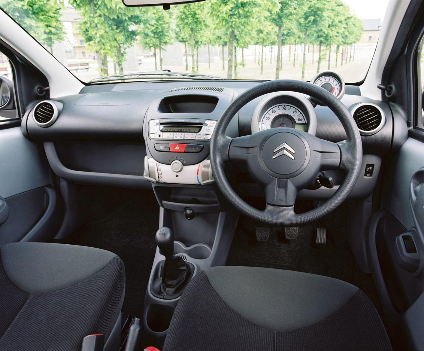 Citro 235 N C1 Hatchback Review 2005 2014 Parkers