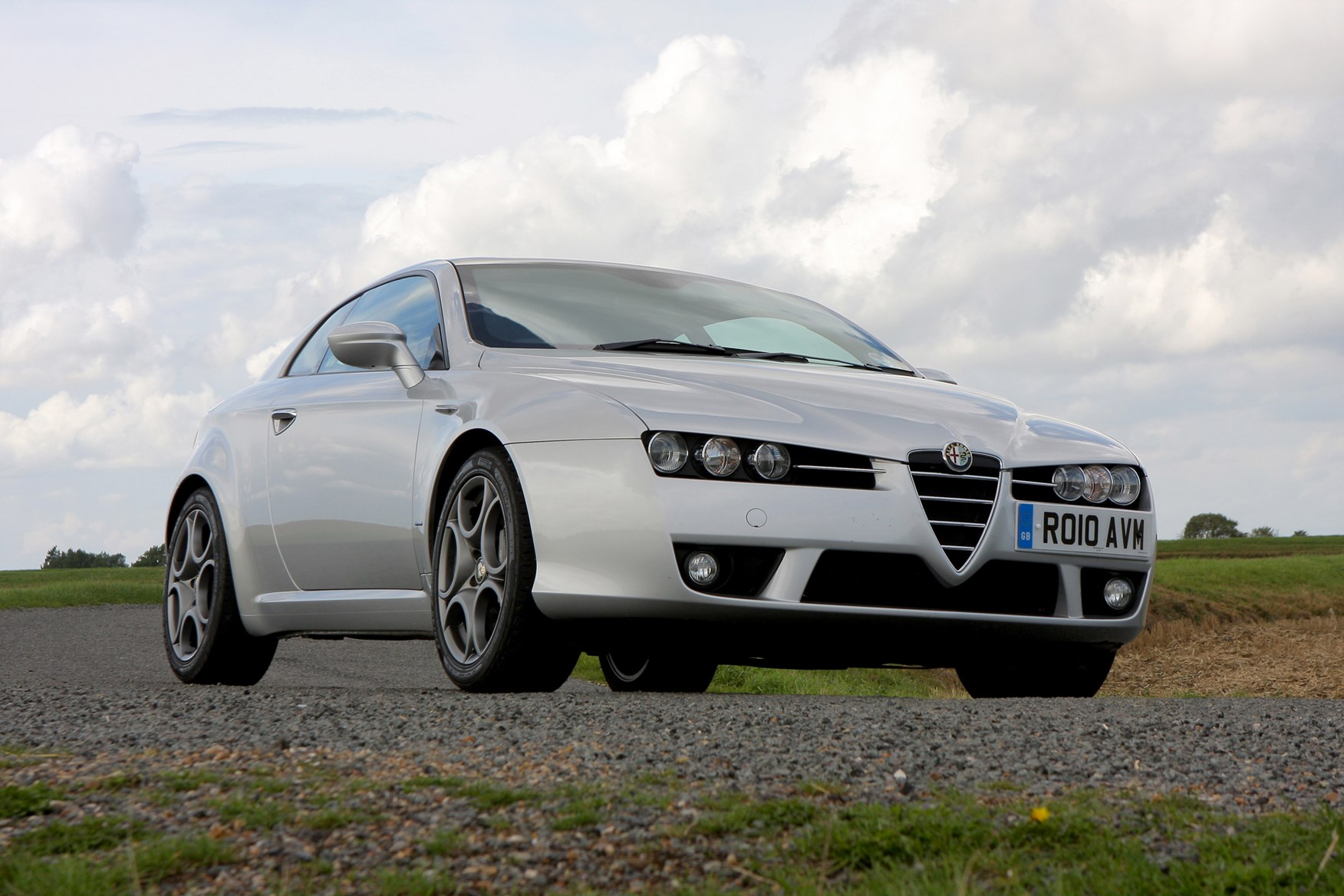 alfa romeo brera coupe review 2006 2010 parkers. Black Bedroom Furniture Sets. Home Design Ideas