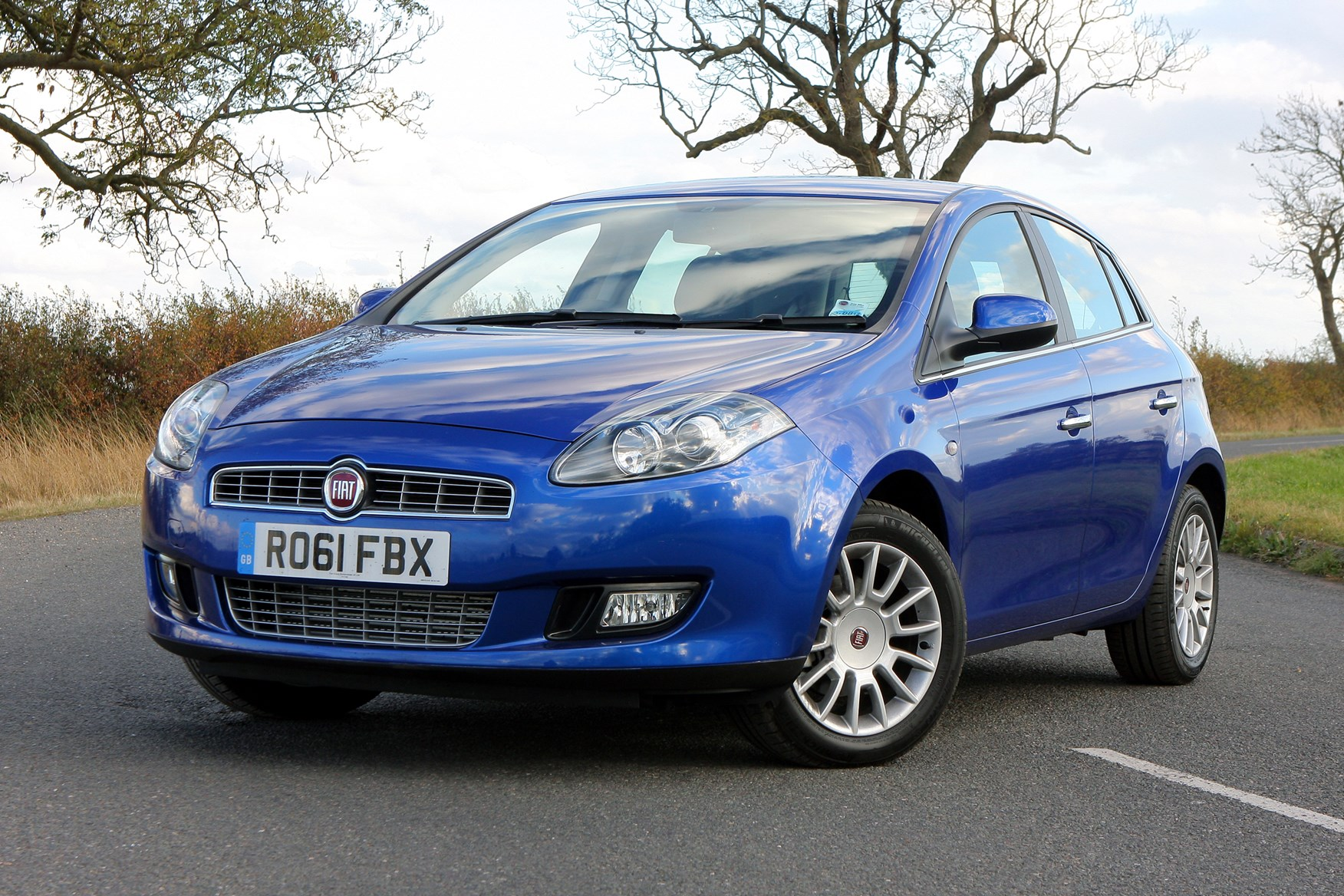 Used Fiat Bravo Hatchback 2007 2014 Review Parkers
