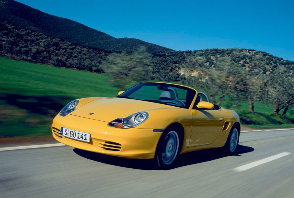 porsche boxster roadster (1996 - 2004) running costs | parkers