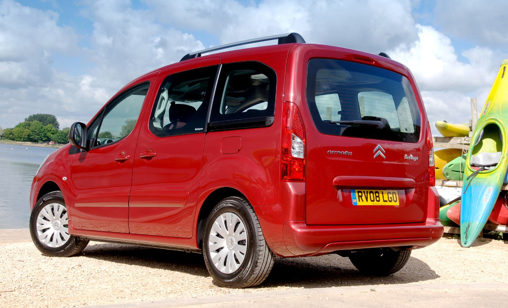 citroën berlingo multispace estate (2008 - ) features, equipment