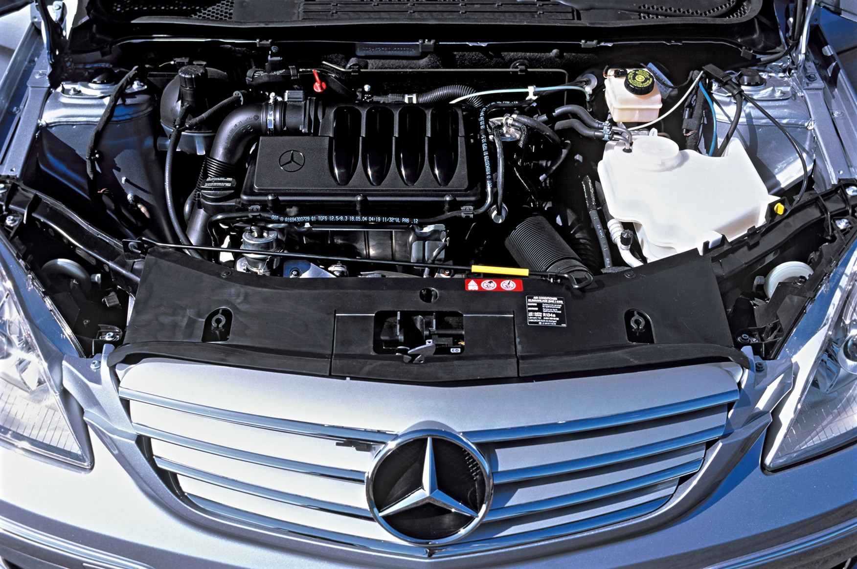 Mid Bay Ford >> Used Mercedes-Benz B-Class Hatchback (2005 - 2011) Review ...